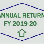 Annual Return (GSTR-9) FY 2019-20